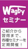 Wagbyセミナー